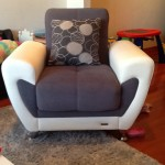 Armchair-Danville-Upholstery-cleaning