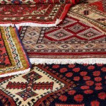 ancient handmade carpets and rugs-Danville